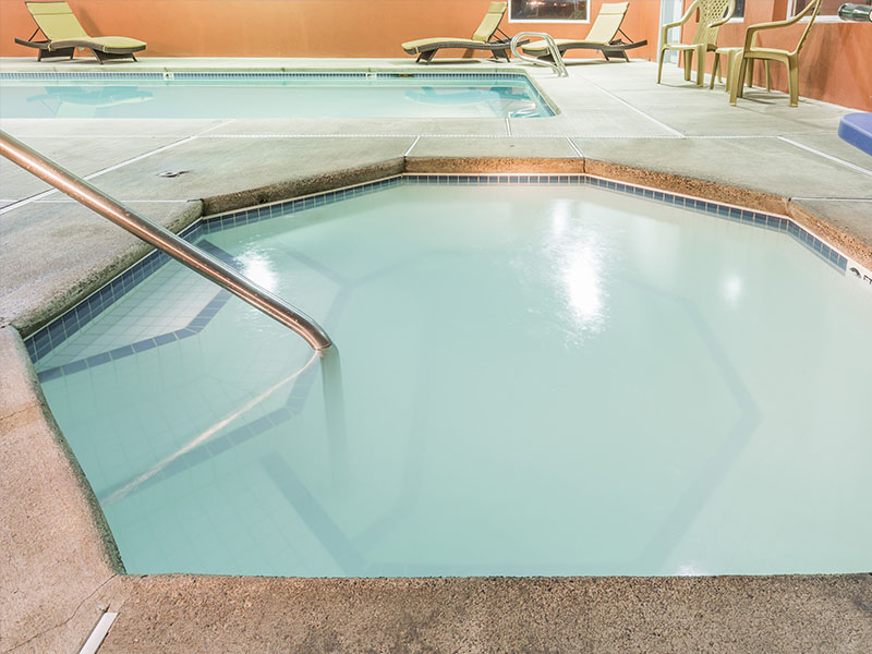 Photo of Jacuzzi hot tub