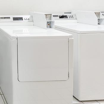 Photo of laundry area